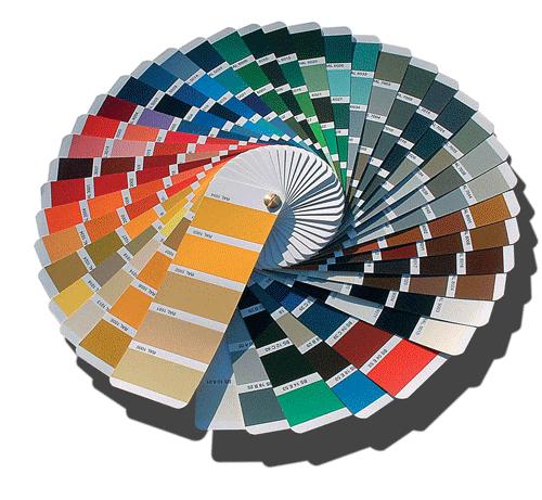 Colores exclusivos